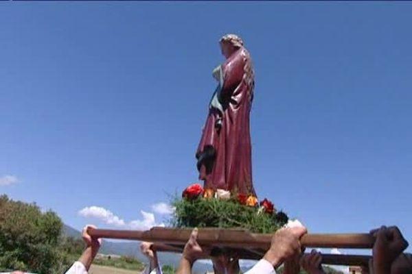 A fiera di a Canonica célèbre Saint Devote le week-end de la Pentecôte