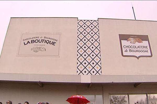 La Chocolaterie de Bourgogne est un site industriel historique à Dijon.