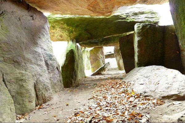 Le site mégalithique de la Roche aux fées