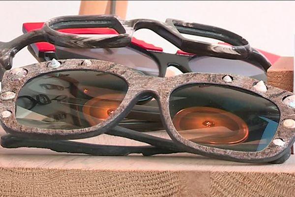 Un artisan lunetier à Antibes