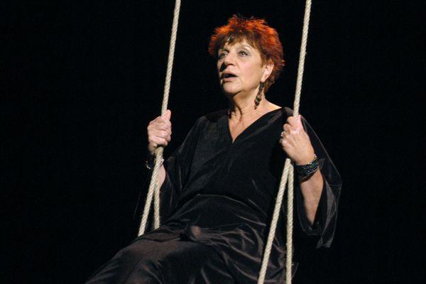 La chanteuse française Anne Sylvestre est morte à l'âge de 86 ans.