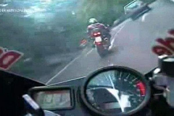 Languedoc-Roussillon : motos et grande vitesse sur route