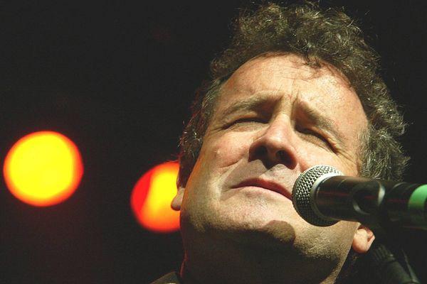 Johnny Clegg à Musiques Métisses à Angoulême en 2005.