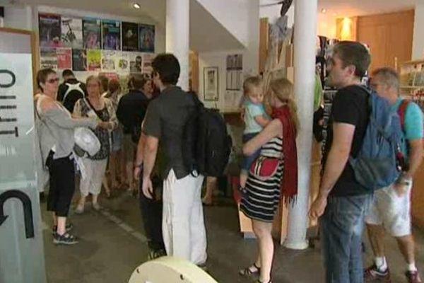 Les vacanciers sont toujours aussi nombreux à visiter Strasbourg