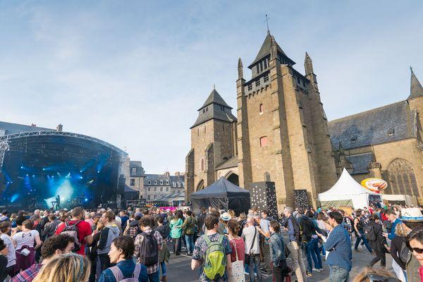 Art Rock met de l'ambiance à Saint-Brieuc pendant l'édition 2017