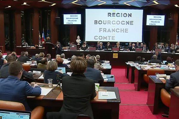 Le Conseil régional est en session les 13 et 14 décembre 2018