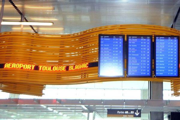 Les vols à l'aéroport Toulouse-Blagnac reviennent progressivement à la normale depuis le début d'après-midi après une panne informatique.