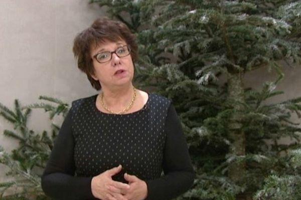 Patricia Bordas, le 3 janvier 2014
