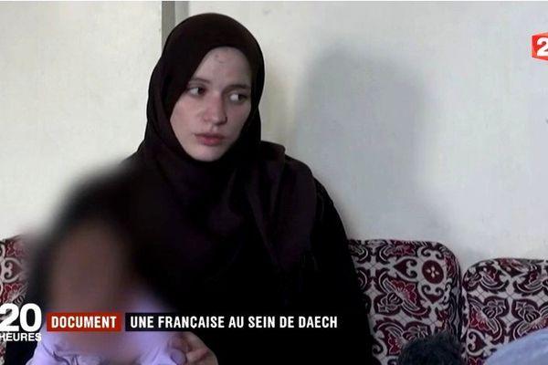 Margot, une nantaise de 27 ans, a passé 4 ans dans les rangs des jihadistes