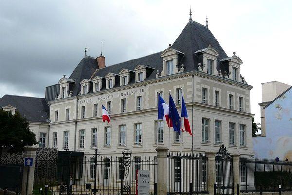 La mairie de Périgueux