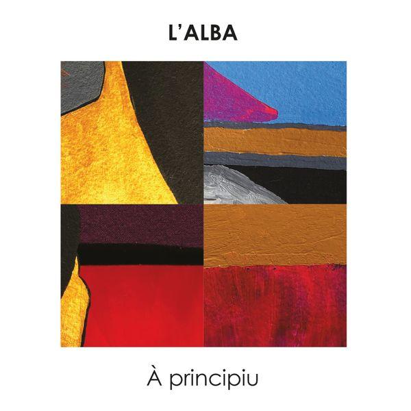 L'illustration de l'album A Principiu est une oeuvre de Béatrice Brisset