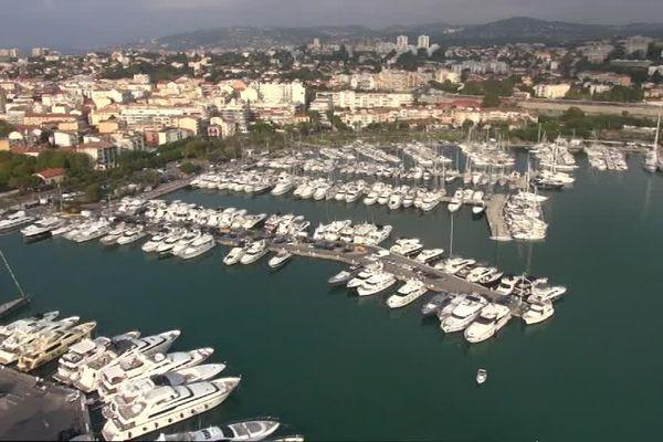 Le secteur du nautisme est particulièrement dynamique sur la Côte d'Azur.