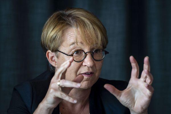 La maire de Rennes, Nathalie Appéré, aborde la question du Covid dans sa ville.