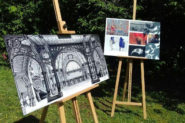 Une quarantaine de ses photos sont exposées. Elles sont toutes à vendre pour un prix variant entre 250 et 300 euros.