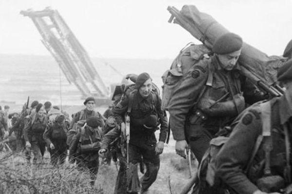 Sword Beach, le 6 juin 1944.