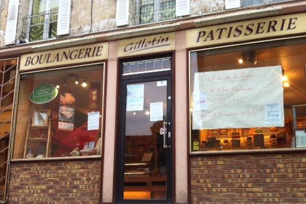 Boulnagerie Gillontin - Rue Pasteur - Avize (51)