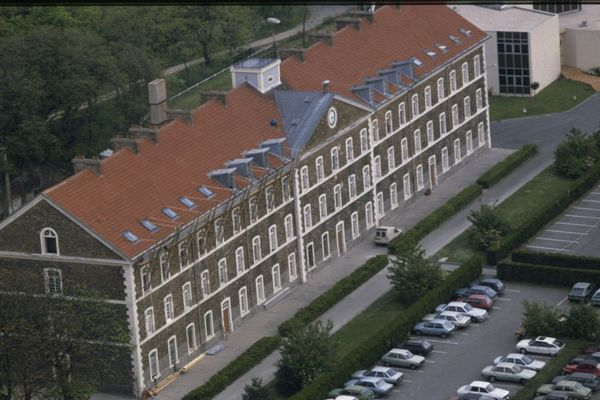 Le fort d'Ivry