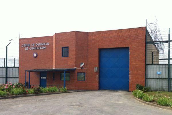 Centre de détention de Châteaudun (Eure-et-Loir)
