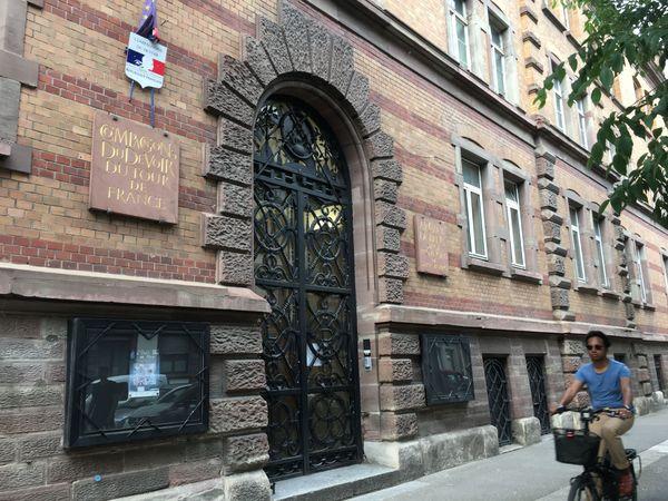 La maison des compagnons du devoir et du tour de France de Strasbourg