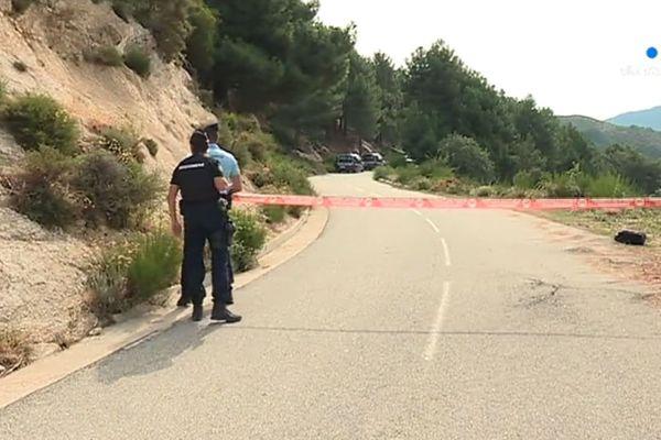 Jean Livrelli, a été tué par balle sur la route du Val d'Ese, sur la commune de Bastelica, jeudi 23 août. Une voiture calcinée, contenant deux armes, a également été retrouvée.