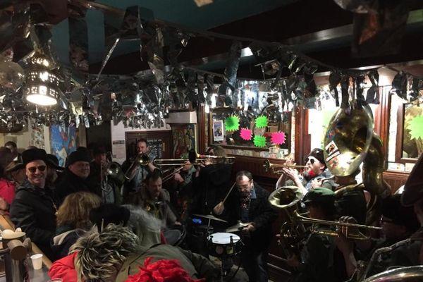 Café des Halles, l'un des rendez-vous incontournable des Grâs