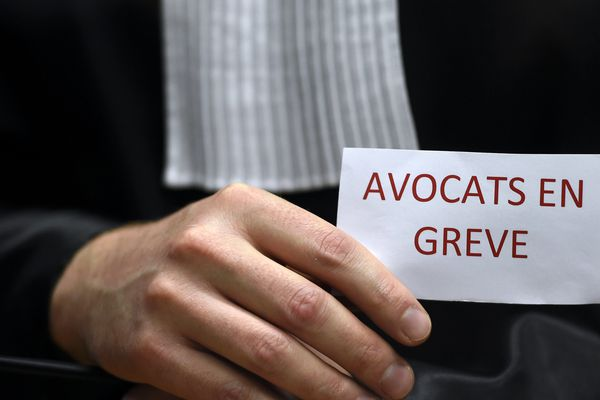 Les avocats sont appelés à se mobiliser contre la réforme des retraites depuis le 6 janvier 2020.