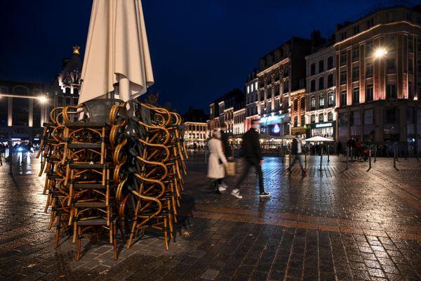 La Grand'Place à Lille. Photo d'illustration.