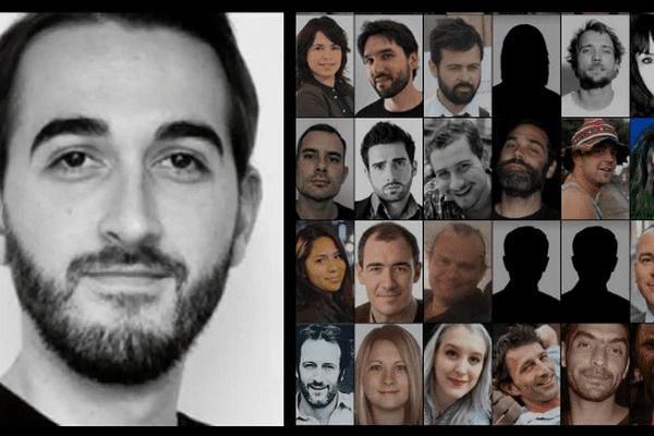 Cédric Gomet, jeune jurassien fait partie des 130 victimes des attentats du 13 novembre à Paris