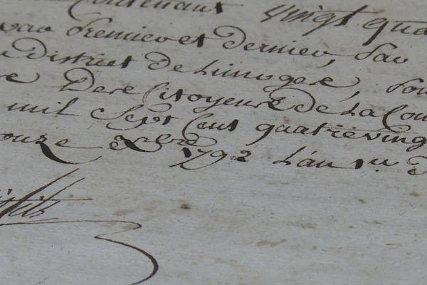 Le Cartulaire du consulat de Limoges est dorénavant accessible à tous sur internet