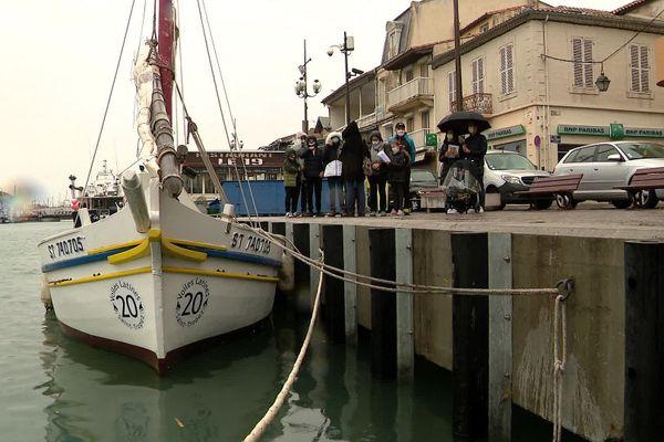 Le canal, étape incontournable d'une balade au Grau-du-Roi.