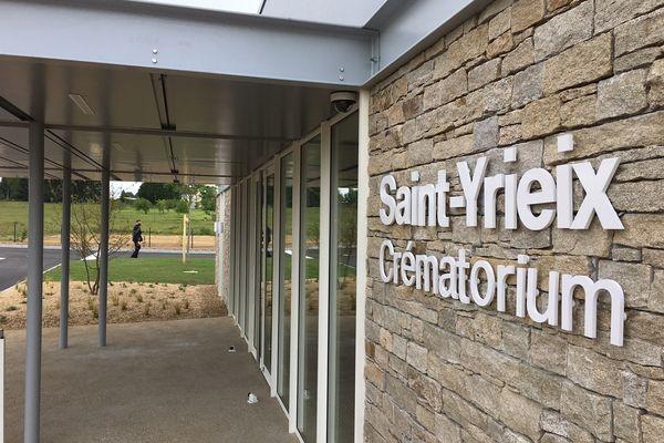 Le crématorium de Saint-Yrieix pourrait accueillir 350 cérémonies par an