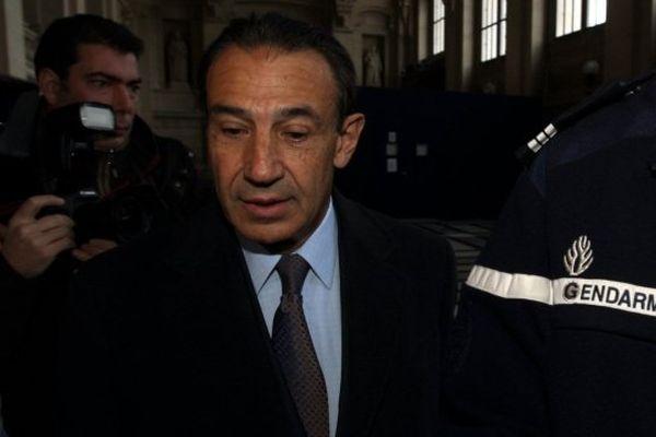 ARCHIVES, 11/2007 - Roger Marion vient de témoigner devant la cour d'assises de Paris, lors du procès d'Yvan Colonna