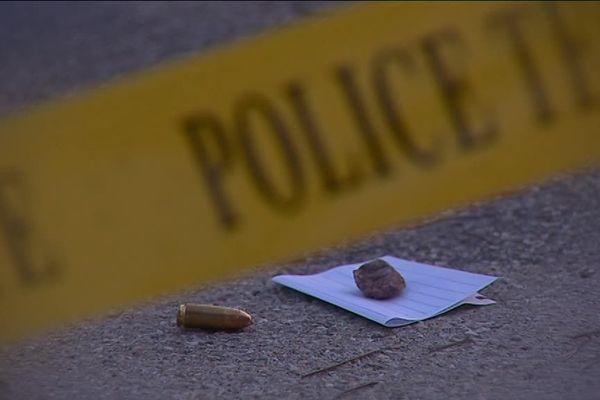 Une jeune fille a été touchée par une balle perdue lors d'une fusillade au Creusot, mardi 19 février.
