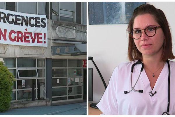 Les urgences de l'hôpital de Mulhouse, en grève depuis plus de 4 mois, aborde une rentrée en sous-effectif suite à des démissions en cascade de ses médecins.