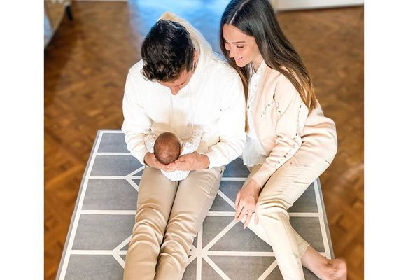 Le petit Alessio est né le 5 février 2020.