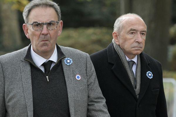Gérard Collomb devance largement son adversaire direct, David Kimelfeld, qui souffre encore d'un déficit de notoriété, alors que l'élection pour la métropole se rapproche.