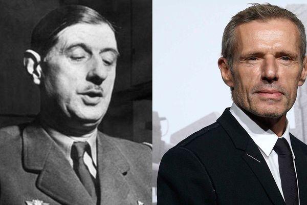 Lambert Wilson incarne le général de Gaulle dans ce nouveau biopic.