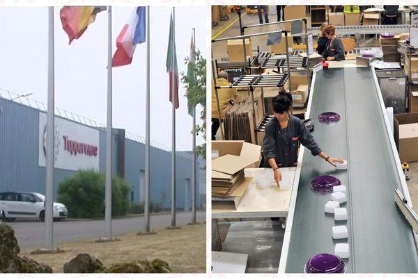 """La direction générale du fabricant américain de boîtes alimentaires en plastique Tupperware a présenté ce jeudi 19 octobre aux représentants du personnel """"un projet de fermeture"""" de son site de production de Joué-lès-Tours (Indre-et-Loire) entraînant la suppression de 235 emplois."""