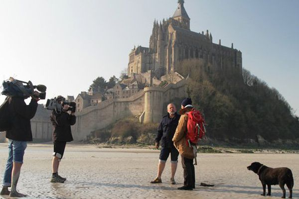 Histoire de se balader au Mont Saint Michel