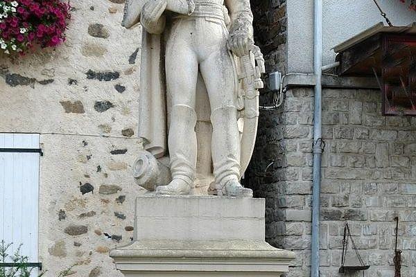 """""""Au général baron de Marbot, grand officier de la légion d'honneur,1782-1854"""""""