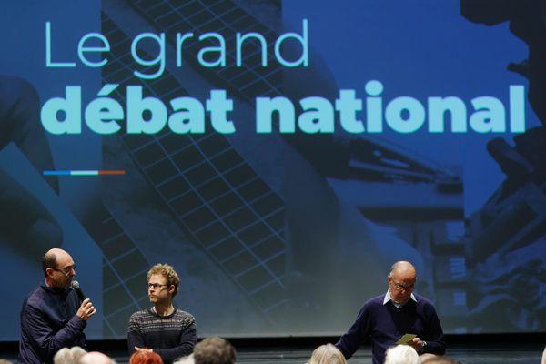 Le grand débat organisé à Bandol le 26 janvier