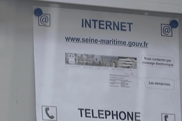 Rendez-vous à la Mairie du Havre sur Internet