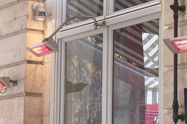 La mairie de Nancy n'envisage pas l'interdiction des terrasses chauffées.