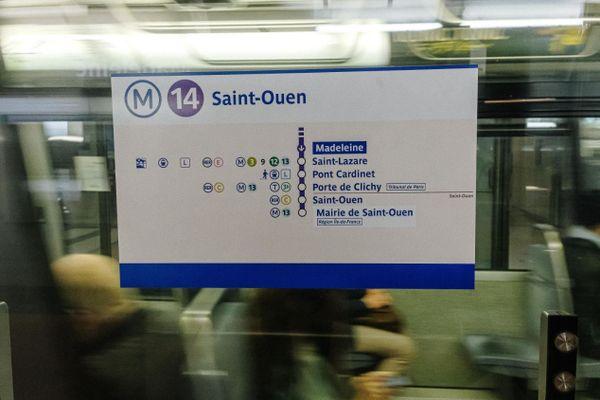 Porte de Clichy ouvre six semaines après Pont Cardinet, Saint-Ouen, et Mairie de Saint-Ouen.