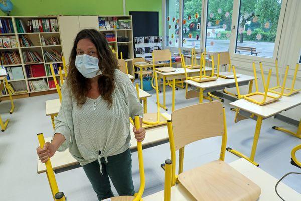 Pour cette rentrée 2020, le port du masque sera obligatoire à l'école, collège, lycées, établissements scolaires pour tous les adultes.