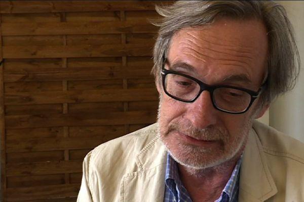 Jean-François Leroy le 31 août 2016 à Perpignan