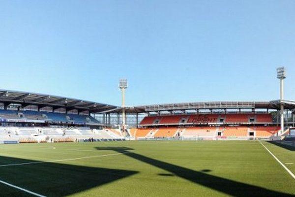 Le Stade du Moustoir à Lorient accueille Monaco ce samedi