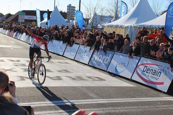 Mathieu van der Poel (NL/Corendon-Circus) a remporté la 61e édition du Grand Prix de Denain.