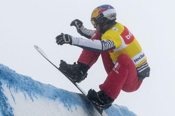 Pierre Vaultier grand favori pour une médaille à Pyeongchang.