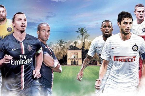 Les joueurs du PSG vont reprendre le travail samedi à Marrakech, au Maroc, pour un court stage hivernal, ponctué d'un match amical mardi face à l'Inter Milan.